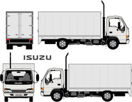 Isuzu N-Series 2004 NQR 450 Medium