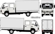 Isuzu N Series 2006 Double Cab