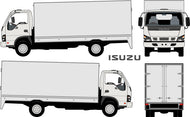 Isuzu N-Series 2006 Single Cab
