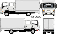 Load image into Gallery viewer, Isuzu N-Series 2007 Double Cab