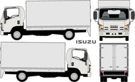 Isuzu N-Series 2007 Single Cab