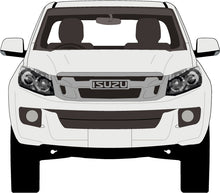 Load image into Gallery viewer, Isuzu D-Max 2015 Single Cab Chassis