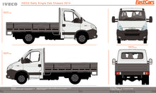 Load image into Gallery viewer, Iveco Daily 2014  -- Single Cab Chassis