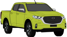 Load image into Gallery viewer, Mazda BT-50 2021 Double Cab XT