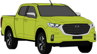 Mazda BT-50 2021 Double Cab XT