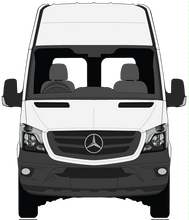 Load image into Gallery viewer, Mercedes Sprinter 2018 ELWB Super High Roof