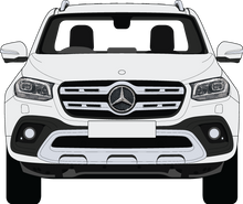 Load image into Gallery viewer, Mercedes X-Class 2018 Double Cab Pickup ute