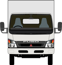 Load image into Gallery viewer, Mitsubishi Canter/Fuso 2010 Double Cab -- Box Rear