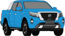 Load image into Gallery viewer, Nissan Navara 2021 Double Cab ute - ST