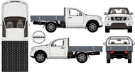 Nissan Navara 2015 Single Cab Chassis  - Early 2015