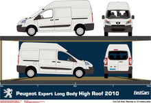 Load image into Gallery viewer, Peugeot Expert 2010 Long Body -- High Roof