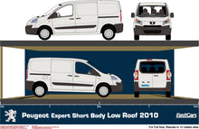 Load image into Gallery viewer, Peugeot Expert 2010 Short Body -- Low Roof