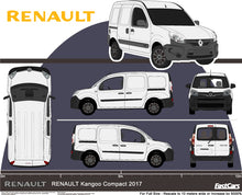 Load image into Gallery viewer, Renault Kangoo 2017  Compact
