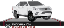 Load image into Gallery viewer, Toyota Hilux Early 2018 Double Cab Pickup ute  - SR