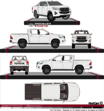 Load image into Gallery viewer, Toyota Hilux Late 2018 Double Cab Pickup ute  - SR