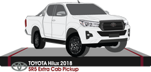 Load image into Gallery viewer, Toyota Hilux Late 2018 Extra Cab - Pickup ute  SR5
