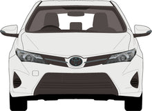 Load image into Gallery viewer, Toyota Corolla 2013 5 Door Hatch