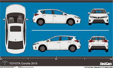 Load image into Gallery viewer, Toyota Corolla 2015 5 Door Hatch