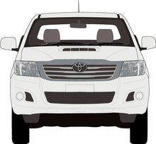 Load image into Gallery viewer, Toyota Hilux 2013 Double Cab -- SR Cab Chassis