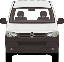 Load image into Gallery viewer, Volkswagen Transporter 2013 Crewvan LWB -- Mid Roof