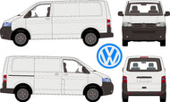 Volkswagen Transporter 2013 SWB Van -- Low Roof