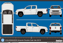 Load image into Gallery viewer, Volkswagen Amarok 2015 Double Cab -- Pickup ute