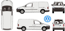 Load image into Gallery viewer, Volkswagen Caddy 2015   Maxi van