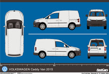 Load image into Gallery viewer, Volkswagen Caddy 2015  Standard van