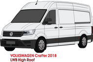 VW Crafter 2018 - Runner LWB van
