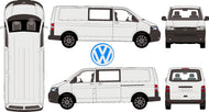 Volkswagen Transporter 2015 Crewvan LWB -- Low Roof