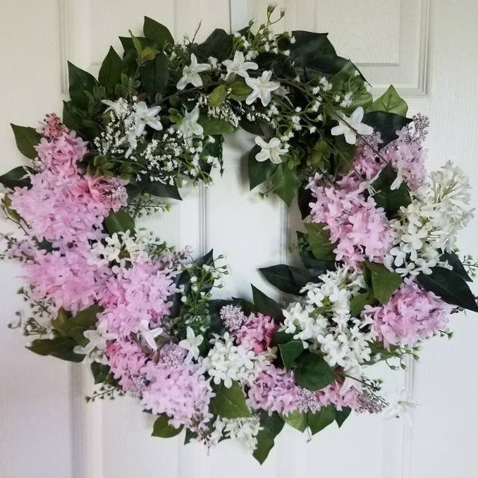 Summer floral wreath perfect for Mothers Day gift. Frontdoor wreath. Summer wreath.  Summer decor. Front door decor. Mothers day. Housewarming