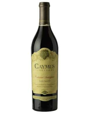 Caymus Vineyards Cabernet Sauvignon Napa Valley (2018)