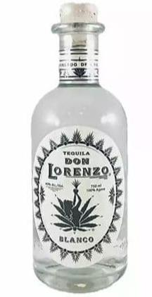 Don Lorenzo Blanco Tequila 750ml