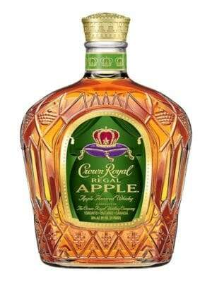 Crown Royal Regal Apple Canadian Whisky 750ml