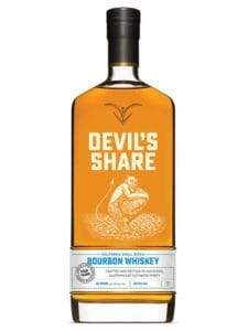 Cutwater Devil's Share Bourbon Whiskey 750ml