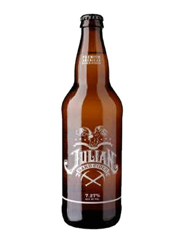Julian Hard Cider Harvest Apple 22oz