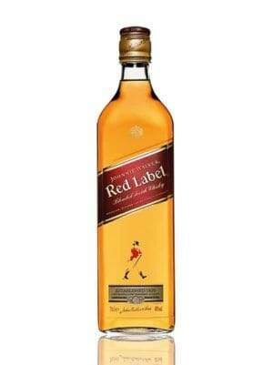 Johnnie Walker Red Label Scotch Whisky 750ml