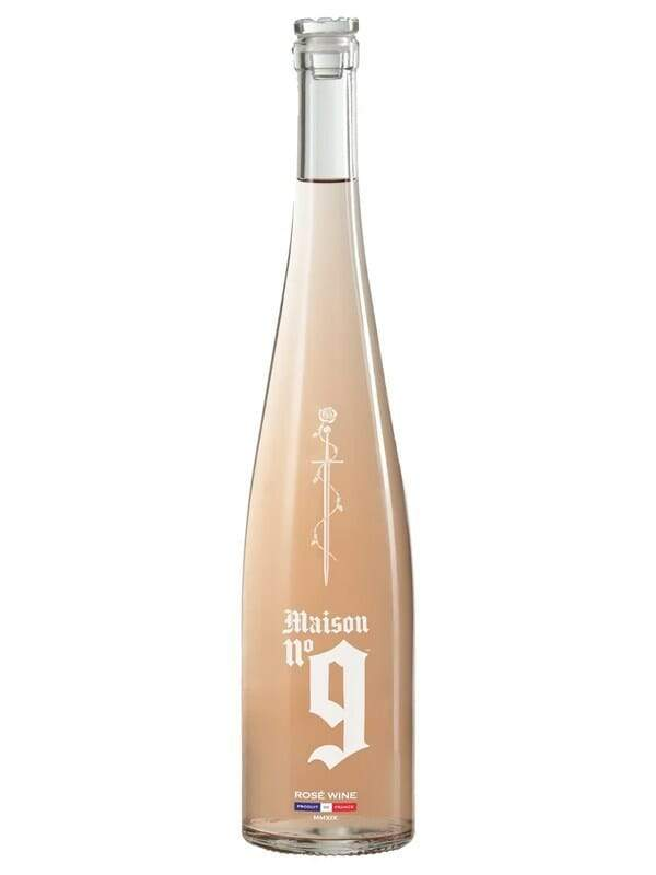 Maison No. 9 Rose by Post Malone 750ml