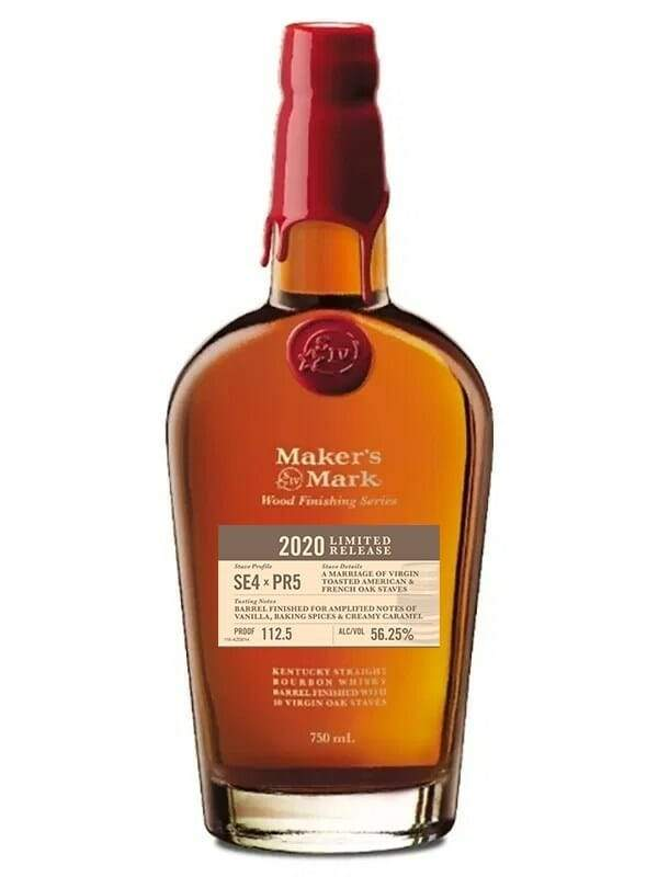 Maker's Mark Wood Finishing Series 2020 Limited Release 750ml