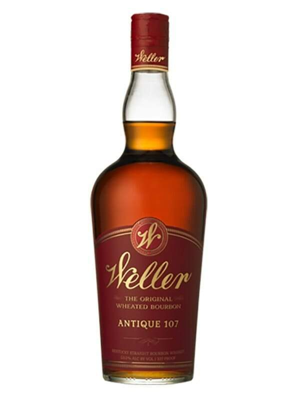 W.L. Weller Antique 107 Wheated Bourbon Whiskey 750ml