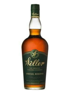 W.L. Weller Special Reserve Wheated Bourbon Whiskey 750ml