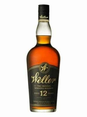 W.L. Weller 12 Year Bourbon Whiskey 750ml