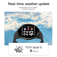 Load image into Gallery viewer, 2019 newly Smart Bracelet W8 Weather Forecast Heart Rate Monitor Waterproof IP67 Fitness Activity Tracker For IOS android phone