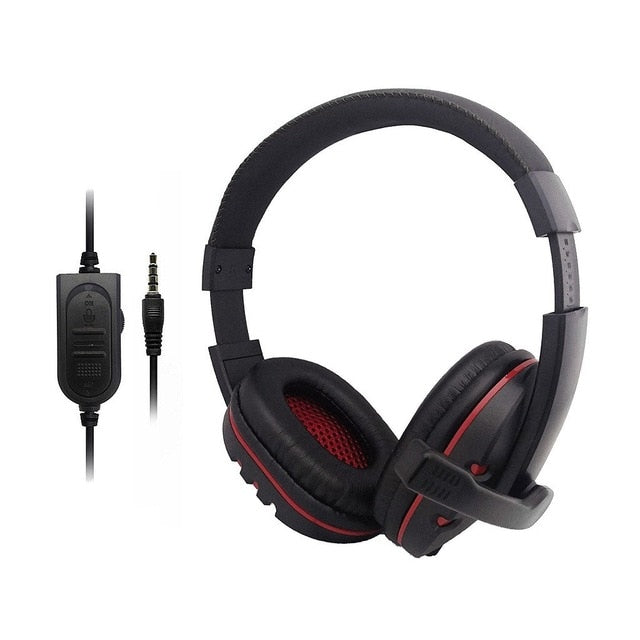 top selling product in 2020 Gaming Headset 3.5mm Over-Ear Headphone Microphone For Nintend o switch For PS4 Support Wholesale