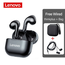Load image into Gallery viewer, New Lenovo LP40 wireless headphones HD Stereo TWS Bluetooth V5.0 earphones Touch Control Sport Headset Bass Earbuds