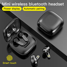 Load image into Gallery viewer, Wireless Bluetooth Earphone Touch Control Sports Waterproof Earbuds TWS500mah Miniheadsets With Microphone