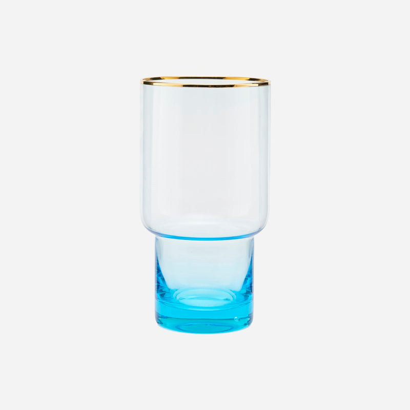 Light Blue Glass, Indora