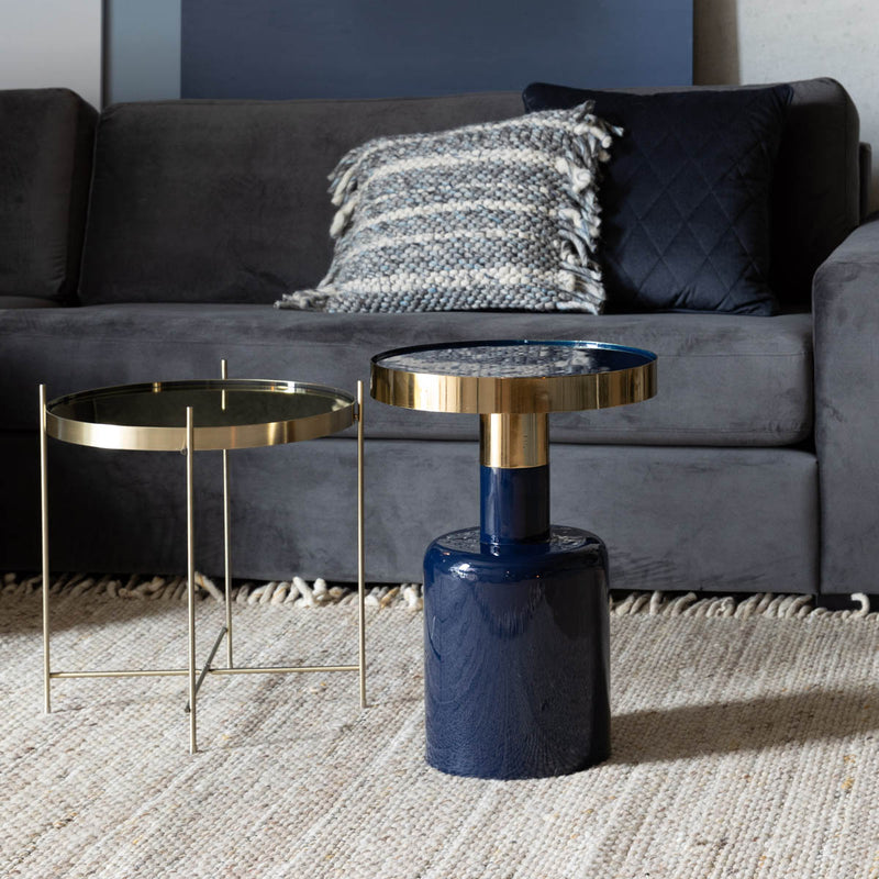 Side Table, Glam