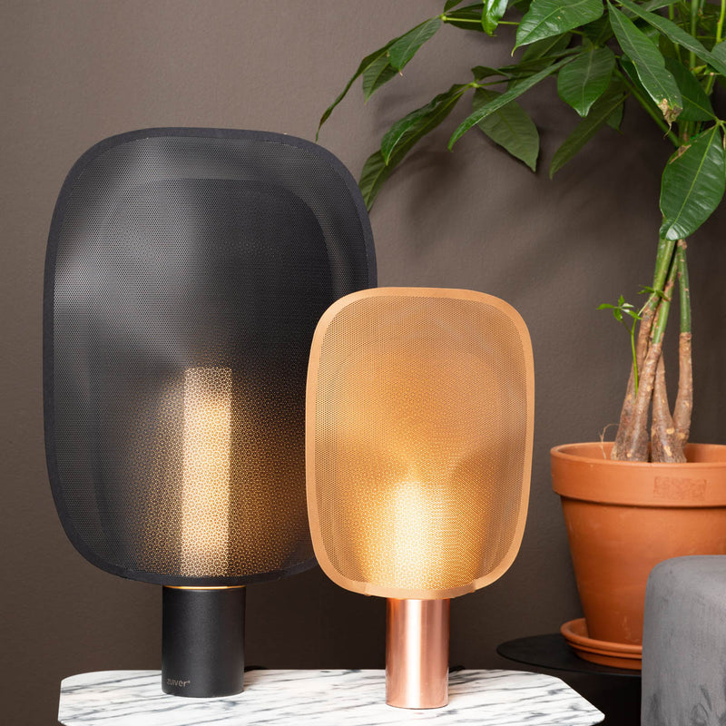 Black Table Lamp, Mai