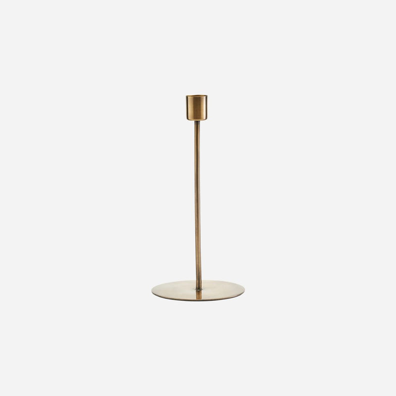 Brass Candle Stand, Tall